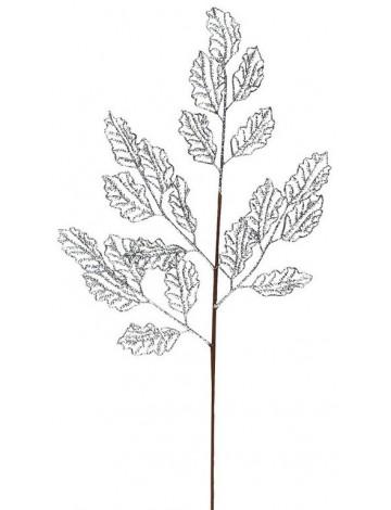 Μπλέ Χριστουγεννιάτικο Διακοσμητικό Κλαδί 29 x 66(h)cm