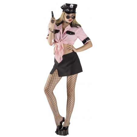Στολή Αστυνομικίνα ροζ