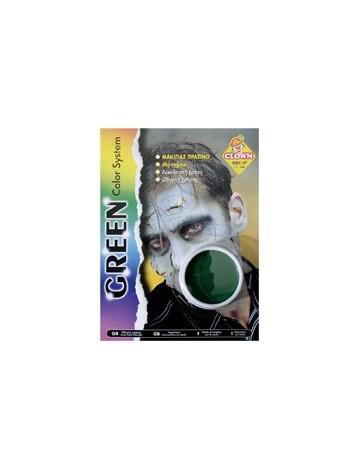 Μακιγιάζ uno πράσινο