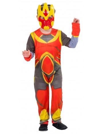 Αποκριάτικη στολή άρχοντας της φωτιάς