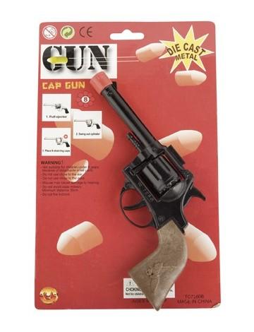 Όπλο μεταλλικό Cow Boy