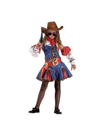 TEXAS GIRL παιδική στολή