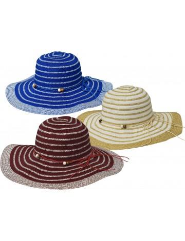 Καπέλο ψάθινο γυναικείο ΚΩΔ.7340