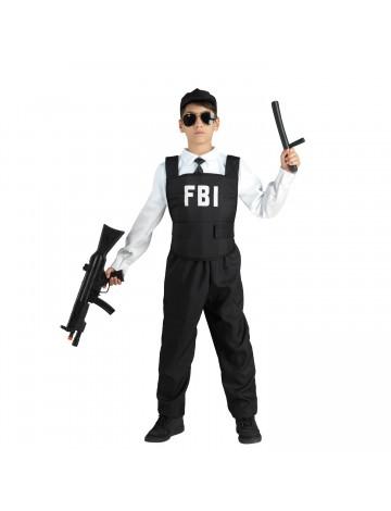 ΣΤΟΛΗ FBI AGENT
