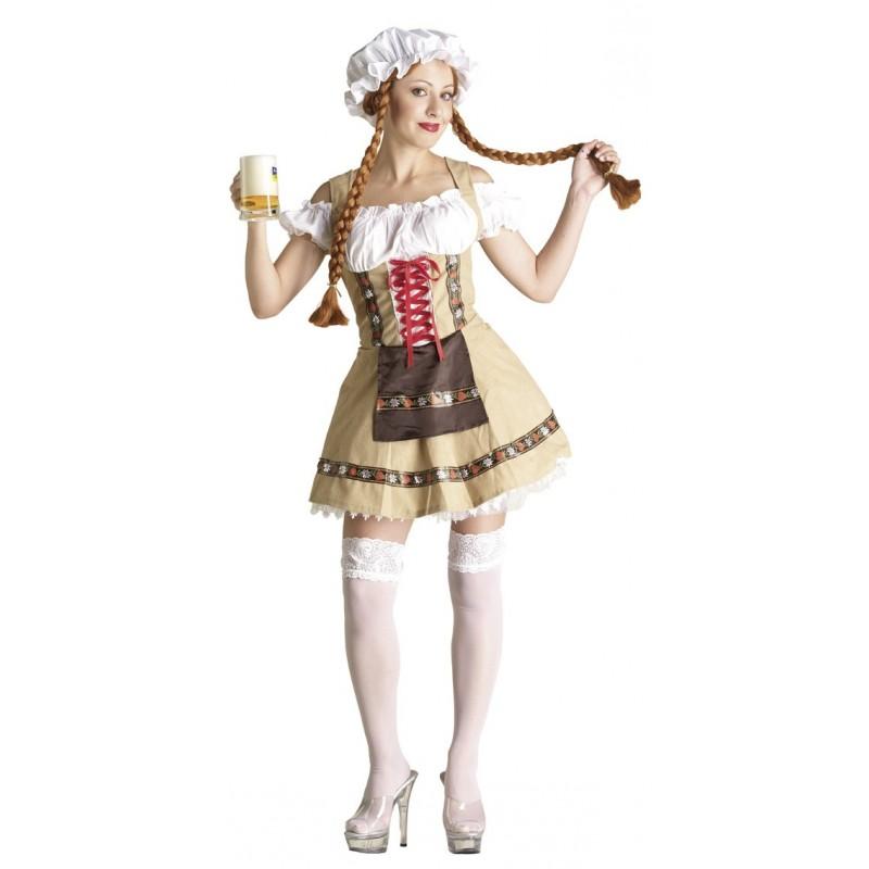 Στολή Bavarian girl