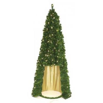 Χριστουγεννιάτικα Δέντρα Εξωτερικού Χώρου & Φωτιζόμενα