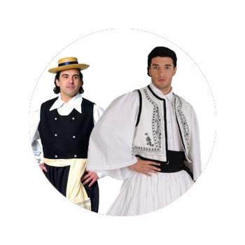Παραδοσιακές Αντρικές Στολές